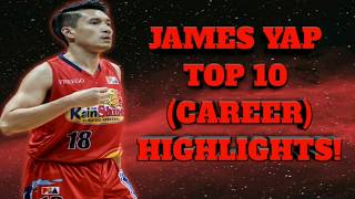 Download James Yap Top 10 HIGHLIGHTS OF ALL TIME! Mp3 and Videos