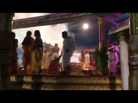 Ahobilam Yagnam Jwala trust 2015
