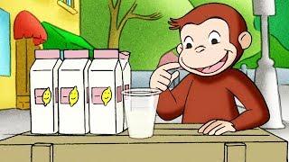 Georges le Petit Singe 🐵Le Stand De Limonade 🐵Saison 1 Épisodes Complet 🐵Dessin Animé 🐵Animation