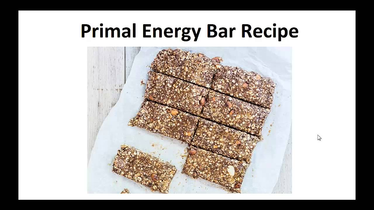 Low Carb Protein Bars | Paleo Protein