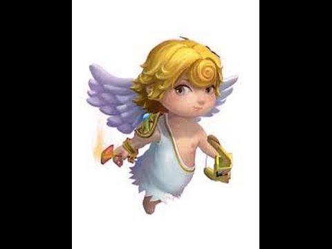 Rerolling Cupid's Talent On Gumbi's Account!!!!