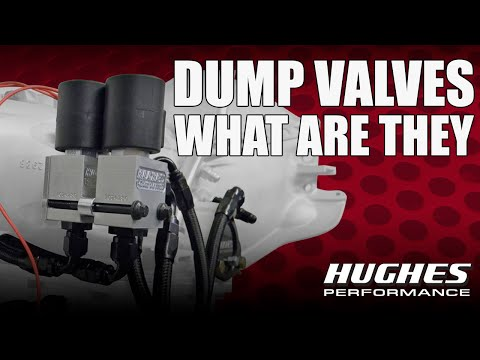 Hughes Performance Torque Converter Dump Valves:  What Are They and How Do They Work?