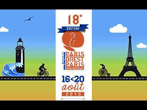 Paris-Brest-Paris 2015