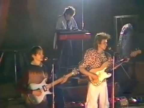 Пикник Концерт в Саратове 1988г