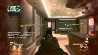 B23R Pistol ONLY (Attack Dogs / Swarm) Black Ops 2: Domination - Hijacked W/ Commentary