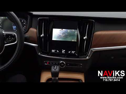 2018 Volvo S90 NAViKS Android Video Interface