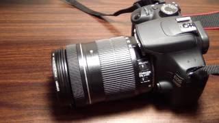 Canon EOS 1200 D. Видеосъемка.(Обзор возможностей съемки видео и их настроек в цифровой зеркальной камере Canon EOS 1200 D. Поможет определиться..., 2016-08-18T17:21:16.000Z)
