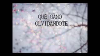 Reik - Qué Gano Olvidándote (Official Karaoke Video)
