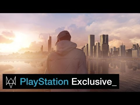 Watch Dogs trailer details PlayStation-exclusive content