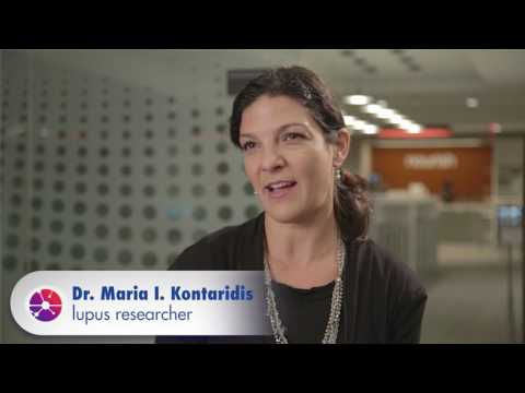 2016 Advancing Lupus Care Through Research And Advocacy - Dr. Maria I. Kontaridis