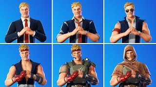 Fortnite Complete 'Agent Jones' Guide - How to Unlock All Agent Jones Styles