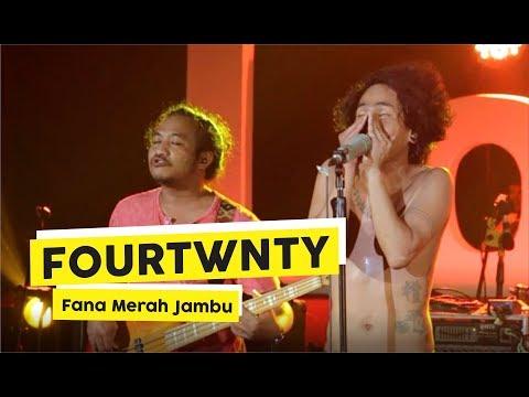 [HD] Fourtwnty - Fana Merah Jambu (Live at LOKASWARA, Yogyakarta)