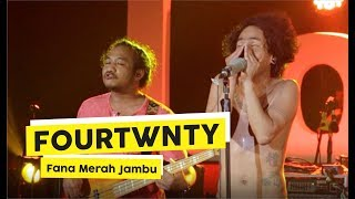 Download [HD] Fourtwnty - Fana Merah Jambu (Live at LOKASWARA, Yogyakarta) Mp3