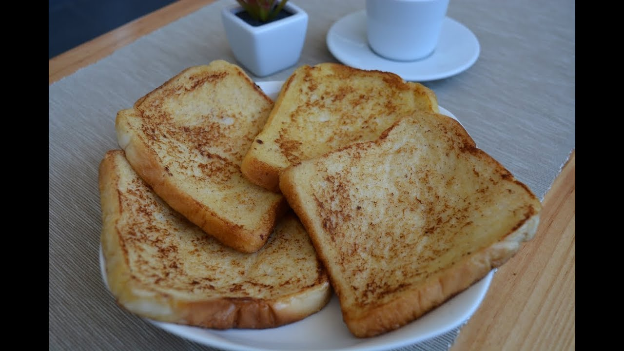 French Toast - Easy Snack Recipe(in Tamil)