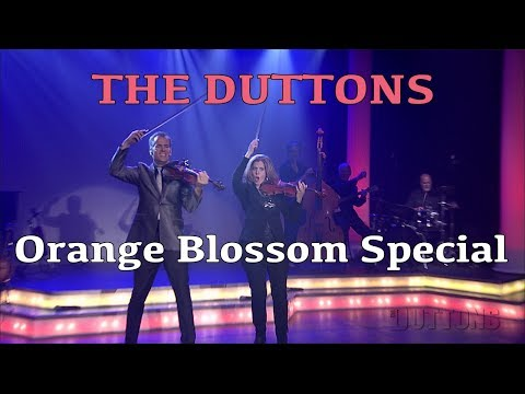 Dueling Fiddles - Orange Blossom Special Dutton Style