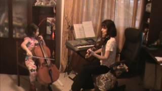 Импровизация на скрипке и виолончели. Первые уроки, часть I