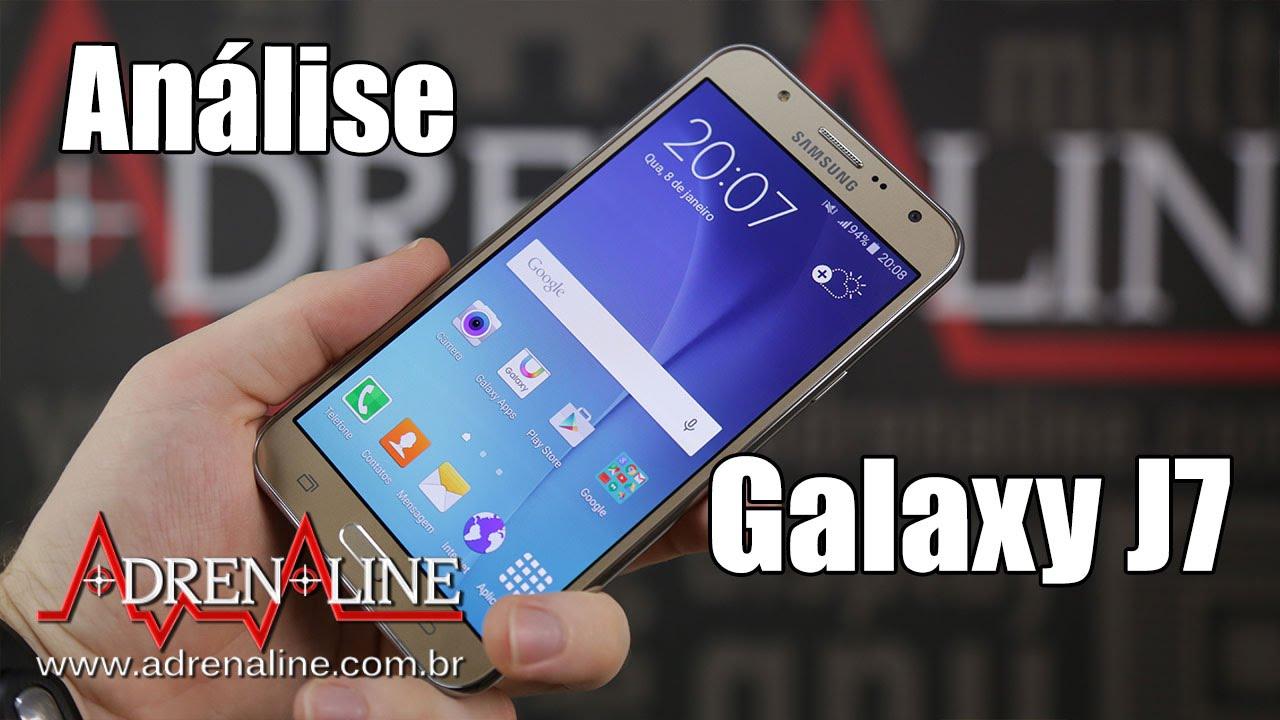 Analise Samsung Galaxy J7 Duos