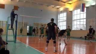 Тур чемпионата Брянской области по волейболу.