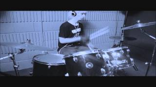 Trail Of Broken Hearts - Dragonforce (Drum Cover)
