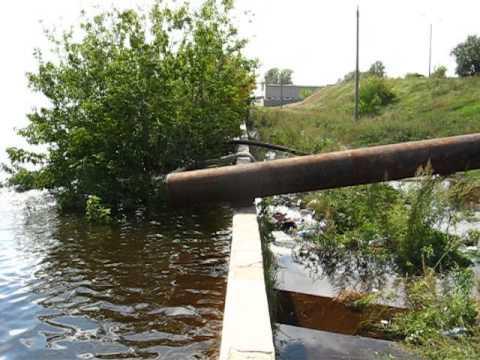 потоп в комсомольске на амуре 2013 видео