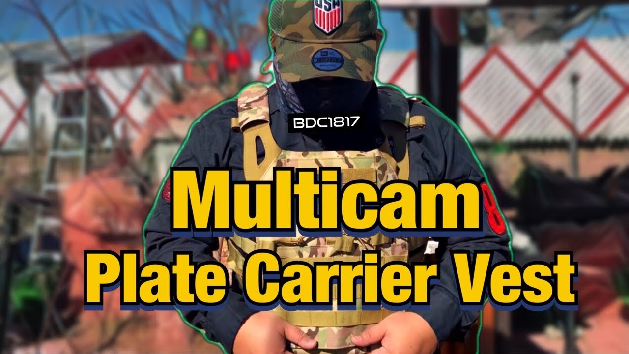Download MULTICAM JPC VEST   Tactical Gear   Airsoft Gear