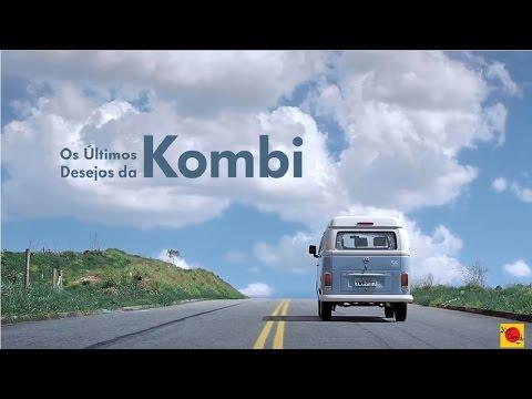 Os ultimos desejos da kombi - volkswagen