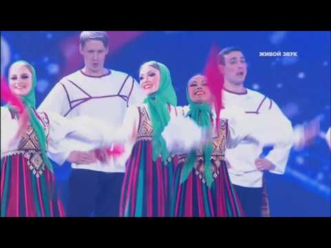 Калинка малинка моя HD Superb Russian Dance Pyatnitsky Choir Русский танец Kalinka Malinka Moya