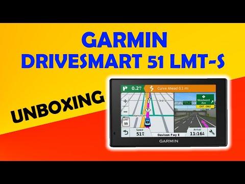 garmin-drivesmart-51-lmt-s-eu-unboxing-hd-(010-01680-17)