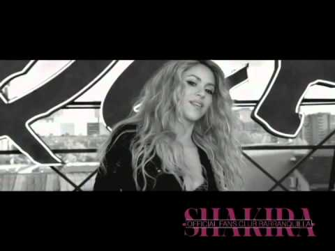 Comercial Rock! by Shakira TV Spot (English Version)
