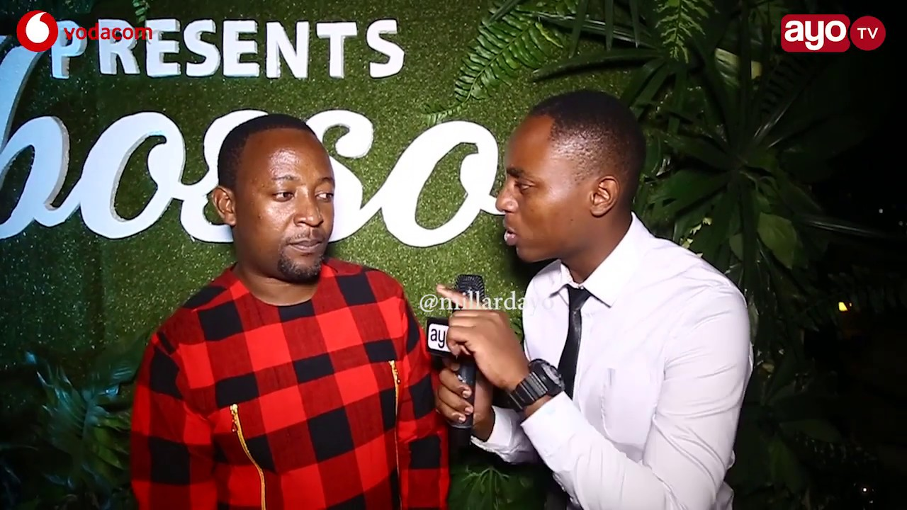 Download Babu Tale kazungumza kuhusu kiki ya Tunda inawasaidia kimuziki?