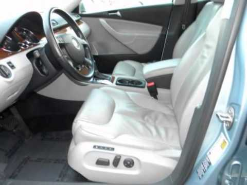 2006 VOLKSWAGEN Passat Sedan 4dr 3.6L V6 4MOTION Auto