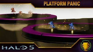 Halo 5 Custom Game : Platform Panic thumbnail