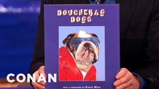 Coffee Table Books That Didn't Sell 01/07/13 - Conan On Tbs
