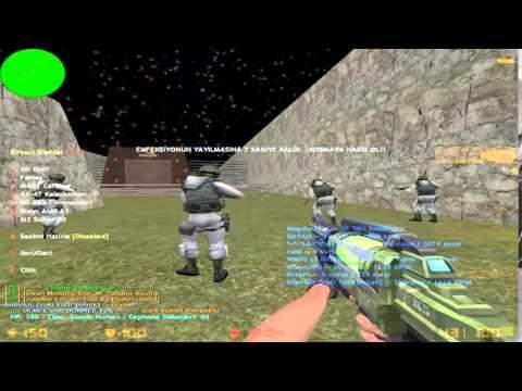 Counter Strike 1 6   Zombie Escape Mod   Map   ze jurassicpark v2   YouTube