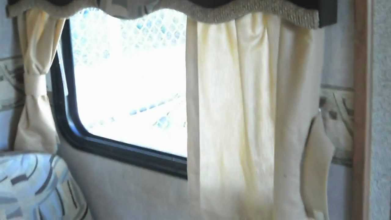 maxresdefault 2005 travel trailer fleetwood terry 27 foot fqs sl youtube 18 FT Pioneer Travel Trailer at honlapkeszites.co