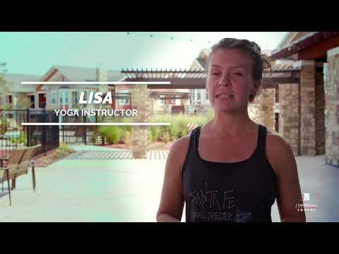 J Marshall Square | Yoga | Oklahoma City Luxury Apartments Amenities