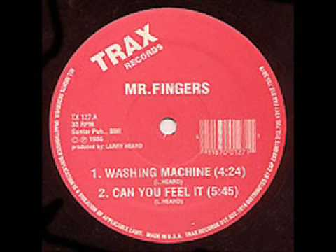 Mr Fingers  Can You Feel It