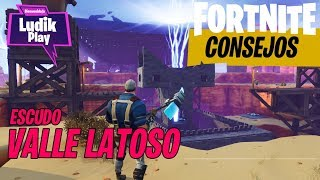 TIPS ANTI-ESCUDOS VALLE LATOSO #PARTE 01 FORTNITE SAVE THE WORLD SPANISCHER GUIDE