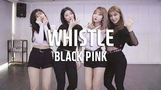 BLACK PINK (블랙핑크) - WHISTLE (휘파람) Dance Cover / Cover By UPVOTE NEO