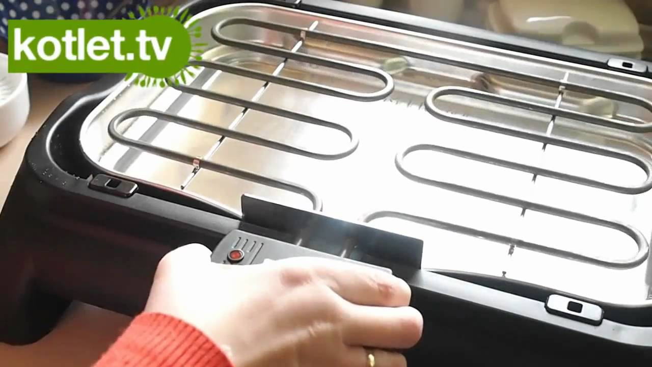 Quigg Elektrogrill Test : Test grilla elektrycznego severin kotlet.tv youtube