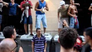 Chema el trompetista feria de Malaga 2010 Segundo