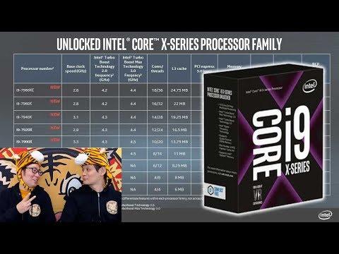 ジサトラKTU #28 ~12コア超Core Xシリーズの価格を予想してみる~