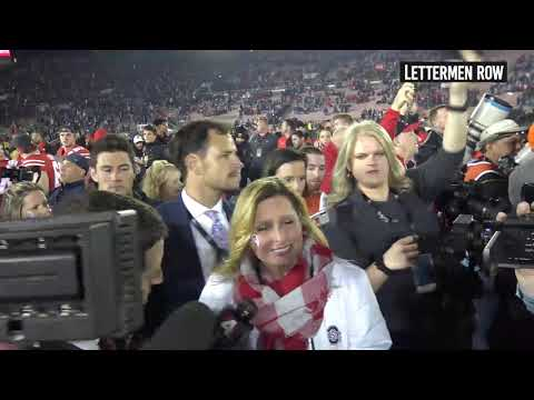 Urban Meyer: Rose Bowl celebration after Ohio State