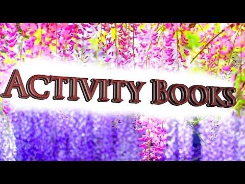 Fabulous Activity Books by Usborne!