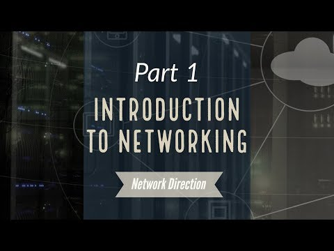 Introduction to Networking | Network Fundamentals Part 1