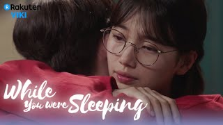 While You Were Sleeping - EP14 | Suzy Hugs Lee Jong Suk [Eng Sub]