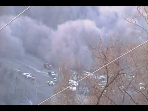 Weirton Steel BOP implosion