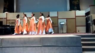 "Submission Dance Ministry. ""Grateful"" Hezekiah Walker"