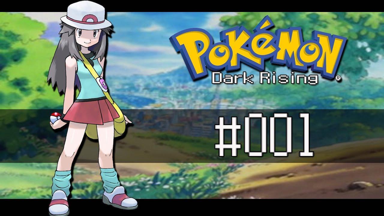 Pokemon Dark Rising ROM Hack GBA Download, Cheats and Walkthrough