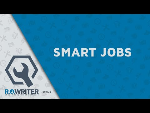 Smart Jobs withing R O  Writer